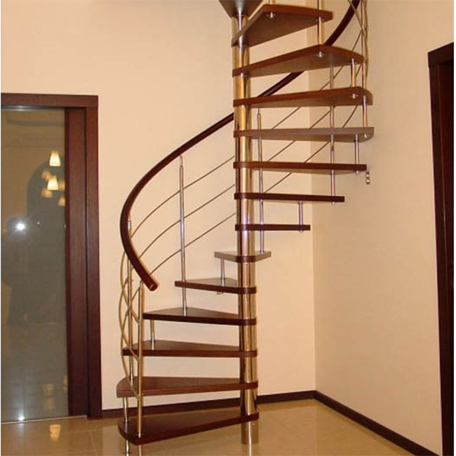 ... Modern Wrought Iron Spiral Staircase Design For Indoor/outdoor ...